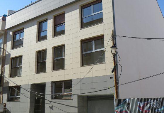 Promoción de 8 viviendas en Calle Cornejo 16